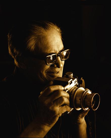 Alfred Hedeén Fotograf Insjön, 1984