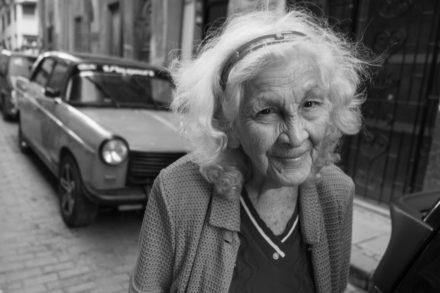 Kvinna Havanna, Kuba
