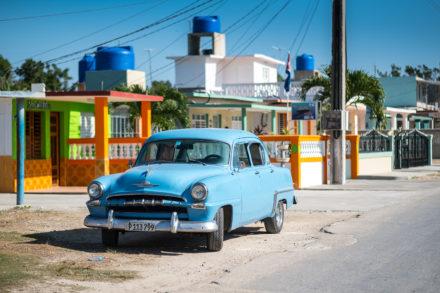 Playa Larga Kuba