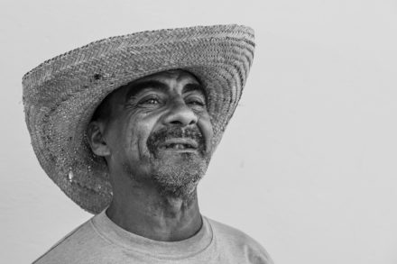 Man i Trinidad Kuba