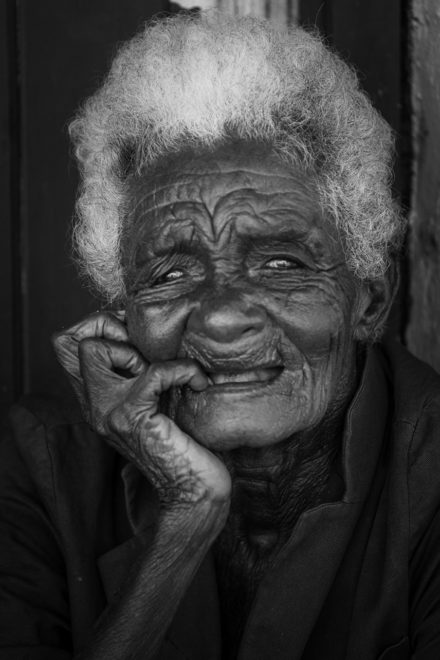 Kubansk kvinna