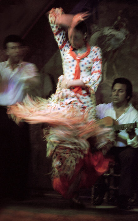 Flamenco Sevilla Spanien